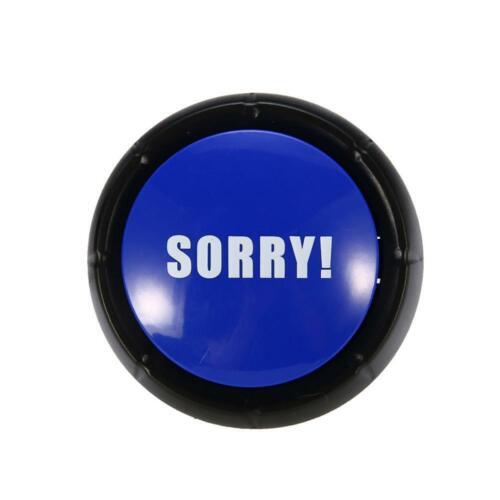 Sonido que habla botón GAG Novedad Atrevida Para Adulto Divertido Regalo Casa Fiesta provisiones Juguete