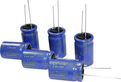 Ø x L 8mm x 20mm 1St. VINATech VEC3R0335QG Doppelschicht-Kondensator 3.3 F 3V