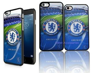 Chelsea-FC-Phone-Case-Cover-For-iPhone-4-4s-5-5s-SE-6-Football-Club-3D-Licensed