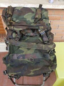 Zaino Alpino Militare +Zaino Tattico Perfetto