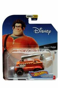 2020 Hot Wheels Disney Character Cars Series 7 #4 Wreck-It Ralph