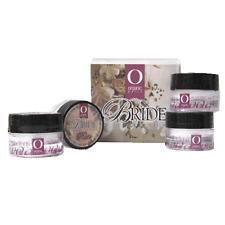 ORGANIC NAILS BRIDE COLLECTION (kit con 8 frascos de 4g ea frasco)