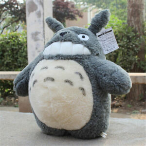 15-034-Anime-Movie-My-Neighbor-Totoro-Gray-Plush-Doll-Gift-Toy-Stuffed-Pillow-Soft