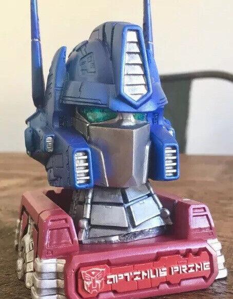 RARE Transformers Optimus Prime G1 Mini Head Bust - Diamond Select