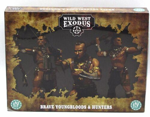 WWX Wild West Exodus WEX131013005 Brave Youngbloods /& Hunters Warrior Nation