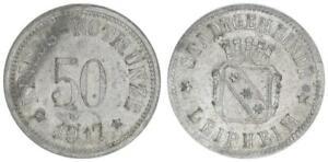 Leipheim 50 Pfennig 1917 vz 53008