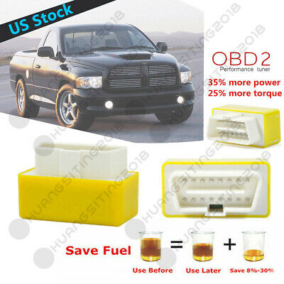 Dodge RAM 2500//3500 5.7 5.9 8.1 Performance Chip SAVE GAS POWER BOX Tuner