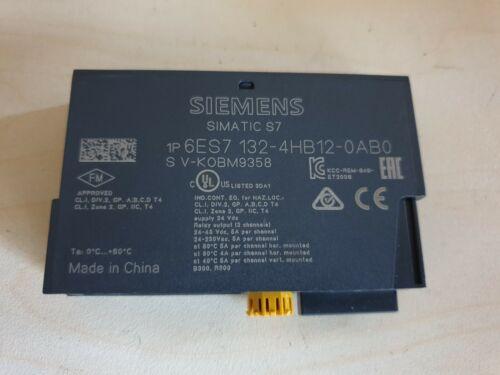 Siemens 6ES7 132-4HB12-0AB0