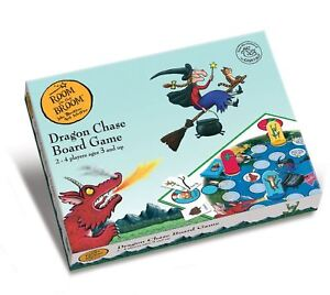 Paul Lamond chambre sur le balai Dragon Chase Board Game 							 							</span>