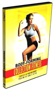 DVD-Body-Forming-Collection-Fitness-NEUF