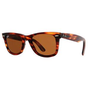 Ray Ban Rb 2140 954 50mm Havana Brown Classic Original Sunglasses