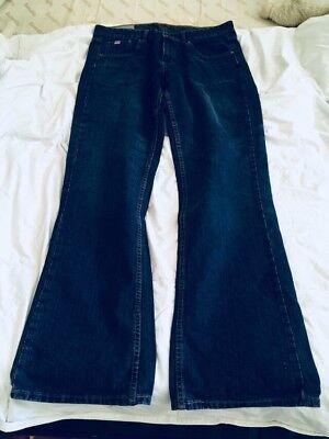 Affidabile Head Jeans W36 L24 In Buone Condizioni-mostra Il Titolo Originale Medulla Benefico A Essenziale