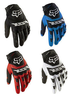 New Full Finger Motorbike Motorcycle Racing Cycling Bicycle Bike Gloves M L XL