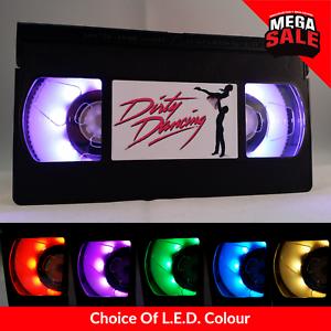 Retro-USB-VHS-Lamp-Xmas-Christmas-Gift-for-Her-Dirty-Dancing-Light