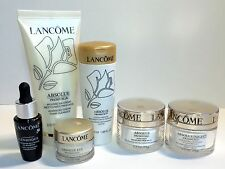 ��6pc LANCOME Absolue Premium Bx DAY,NIGHT,EYE CREAM,SERUM,LOTION,CLEANSER