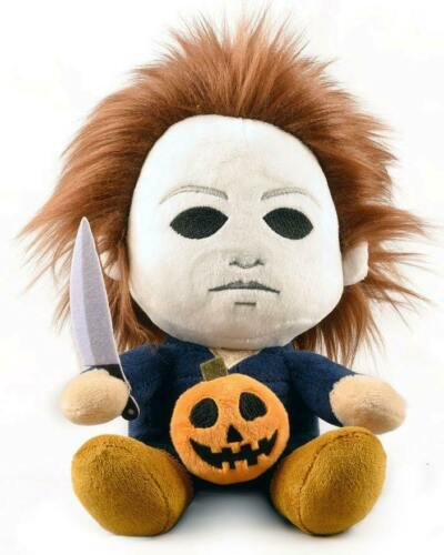 Halloween Michael Myers-Plush Figure-Peluche Personnage phunny//KIDROBOT 18 cm