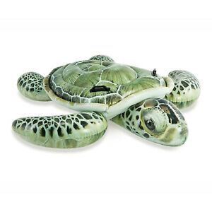 Intex-57555EP-Realistic-Sea-Turtle-Inflatable-Ride-On-Pool-Float-with-Handles