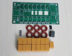 FULL-KIT-DIY-Automatic-Antenna-Tuner-7x7-ATU-100-by-N7DDC