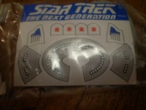 Star Trek Collectibles Klingon Bird of Prey+ USS Enterprise