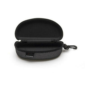 Portable-Zipper-Eye-Glasses-Sunglasses-Clam-Shell-Hard-Case-Protector-Box-HOT