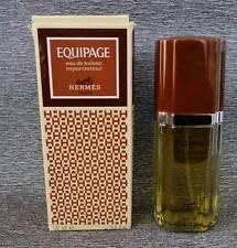Vintage Hermes Equipage 100ml Eau De Toilette