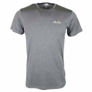 Ellesse-becketi-nero-screziato-Poliestere-T-shirt