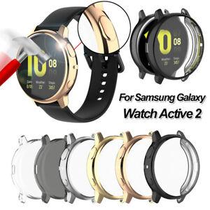 Case protector de pantalla (Screen Protector) for Samsung Galaxy watch active 2