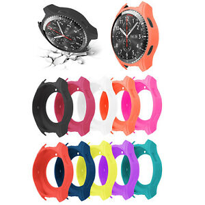 Soft-Silicone-Shell-for-Samsung-Gear-S3-Frontier-Galaxy-Watch-46mm-Case-Cover