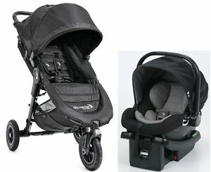 Baby Jogger City Mini Gt Travel System Stroller W City Go