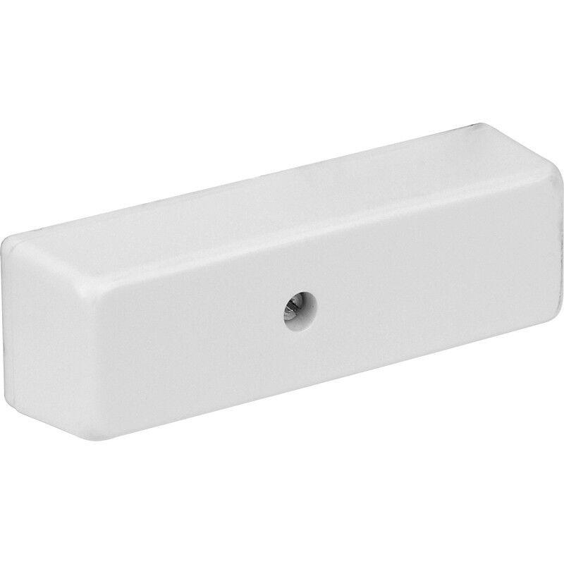 Intruder Alarm Joint Connection Box 6 Way Brown Burglar Tamper Junction