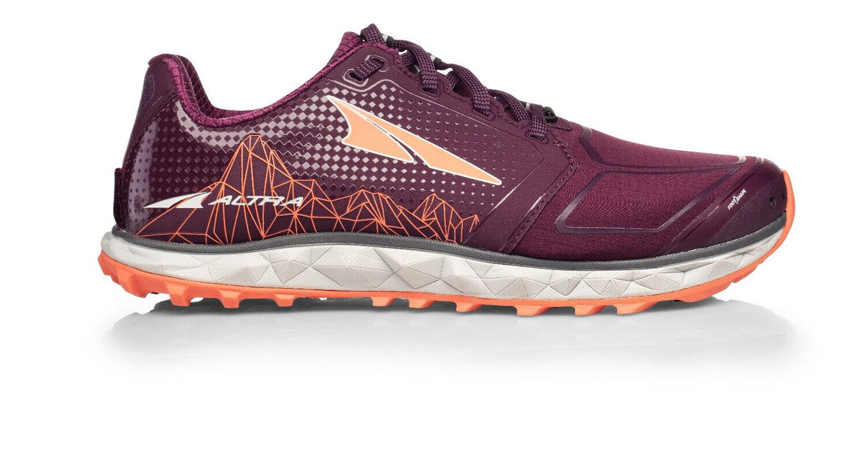 Altra Superior 4.0 Mujer de caída cero cero gota Trail Running zapatos Entrenador Nuevo