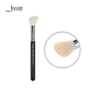 168-Angled-powder-blush-brush-Face-Make-up-tool-Cheek-Contour-Cosmetics-Jessup