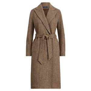 798-Polo-Ralph-Lauren-Womens-Donegal-Tweed-Open-Front-Herringbone-Coat-Jacket