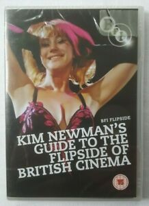 Kim-Newman-039-s-Guide-to-the-Flipside-of-British-Cinema-2010-Sealed-UK-Region-2-DVD