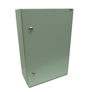 Steel Electrical Enclosure Internal IP65 400 x 400 x 210