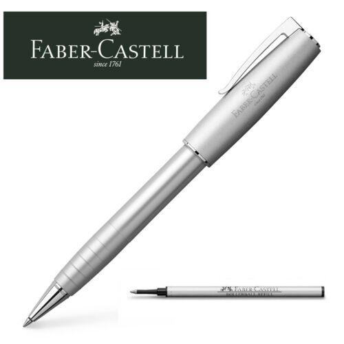 Ersatzmie 148712 Faber-Castell Tintenroller LOOM SILBER