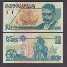 Mexico banknote P96 20 Nuevos Pesos 31.7.1992 serie E pfx J UNC