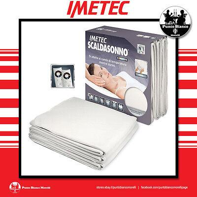 Scaldasonno Imetec Istruzioni.Imetec Maxi Scaldasonno Sensitive Express Anallergico Hypoallergenic Ebay