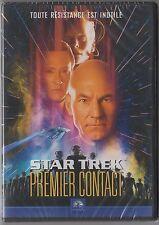 STAR TREK PREMIER CONTACT - dvd - NEUF