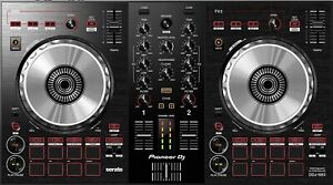 Pioneer DDJ-SB3 2-Channel DJ Controller - Black
