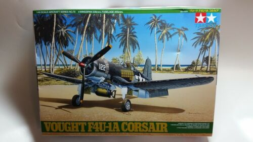 Tamiya 61070-1//48 US Vought F4U-1A Corsair Neu