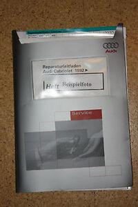 Audi-Cabriolet-ab-92-AAH-MPI-Einspritzanlage-ACE-KE-Motronic-16V-1Z-AHU-Diesel