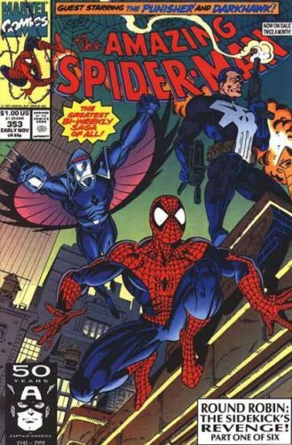 Amazing Spider-man 353 NM   CBX6