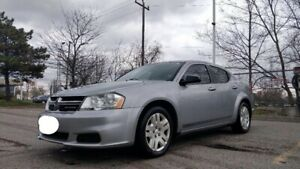 2009 Dodge Avenger - Certified - 1 owner - prof. Sanitized