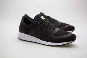 Details zu New Balance Men 420 Re Engineered MRL420BR black yellow MRL420BR