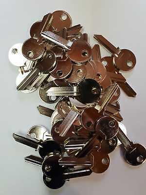 10x KFR für KFV-FCV Sonderprofil Anlage Rohling Anlageschlüssel Keyblank