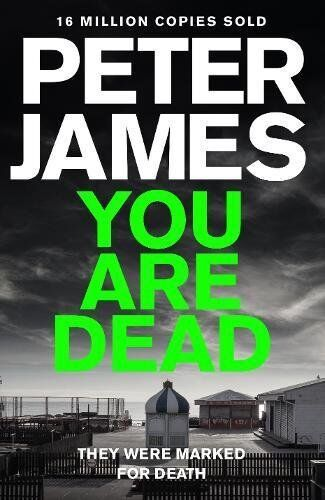 1 of 1 - You Are Dead (Roy Grace) by James, Peter 1447255798 The Cheap Fast Free Post