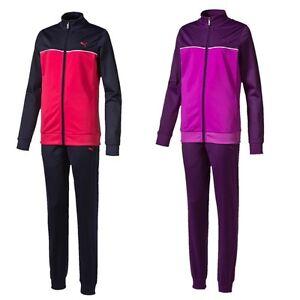 Neuestes Design elegante Form bestbewerteter Beamter Details zu Puma Fun Poly Suit Mädchen Trainingsanzug Sportanzug  Jogginganzug Jacke+Hose