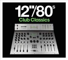 """12"""" 80s Club Classics by Various Artists (CD, Sep-2013, 3 Discs, Universal)"""