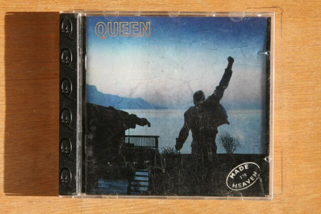 Queen – Made In Heaven     (Box C554)